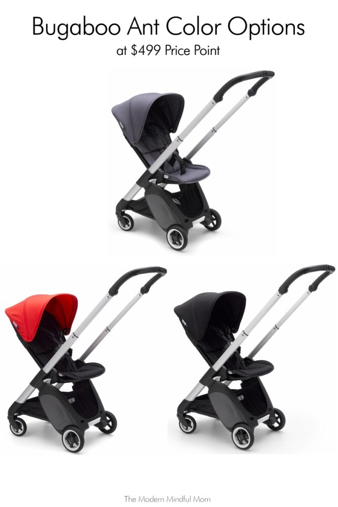 BabyZen Yoyo+ vs. Bugaboo Ant - The Modern Mindful Mom