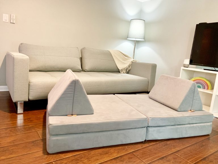 Nugget Couch 2019 Review - The Modern Mindful Mom